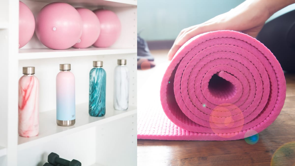 I'm a yoga teacher—and these are the 15 products I never go to workout classes without