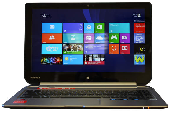 The Toshiba Satellite Click