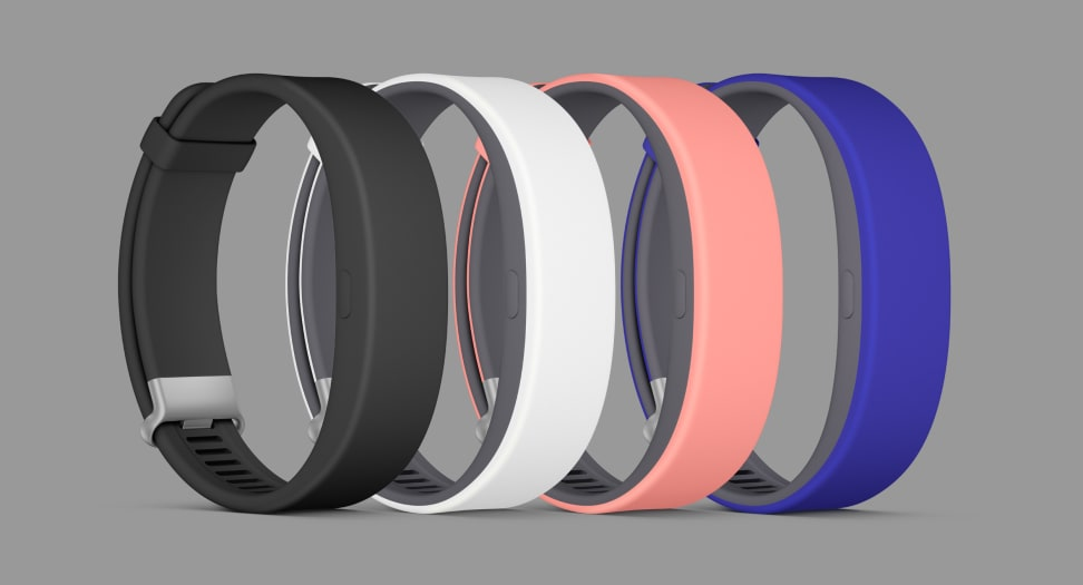 The New Sony SmartBand 2