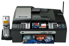 Product Image - Brother MFC-885CW