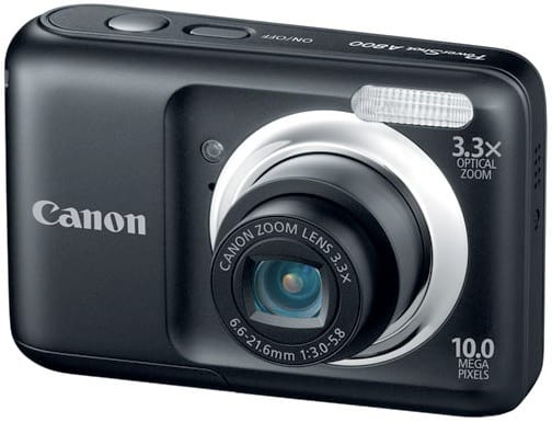 Product Image - Canon  PowerShot A800