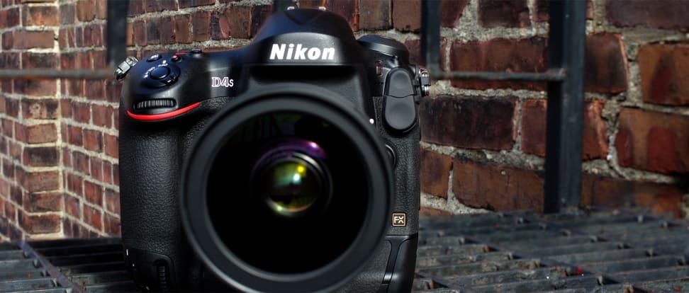 Product Image - Nikon D4S