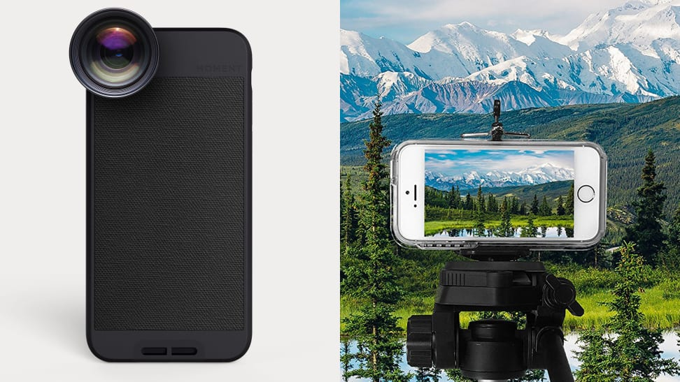 Your iPhone can take amazing photos—with the right attachments