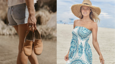 Packable clothes for summer travel