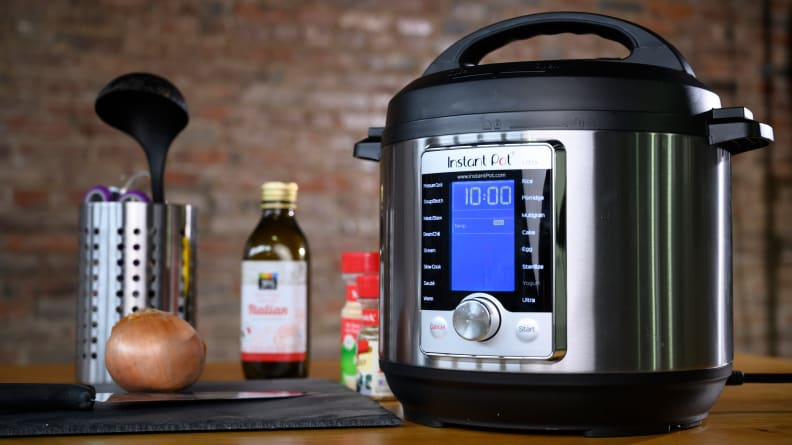 Meal Prepping - Instant Pot Ultra