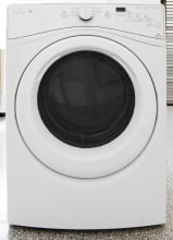Whirlpool Duet WED72HEDW Front