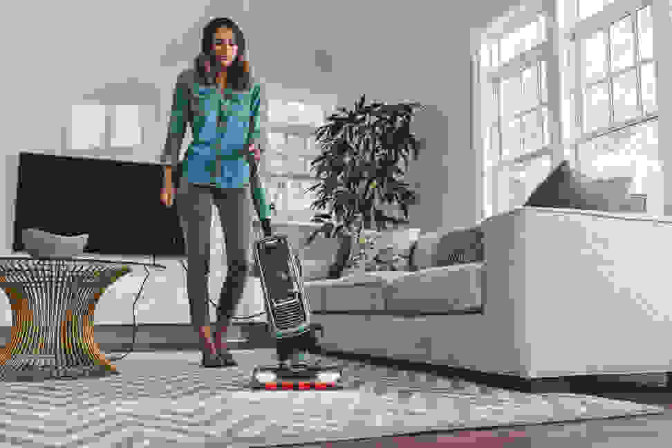 Your vacuum can spread allergens.