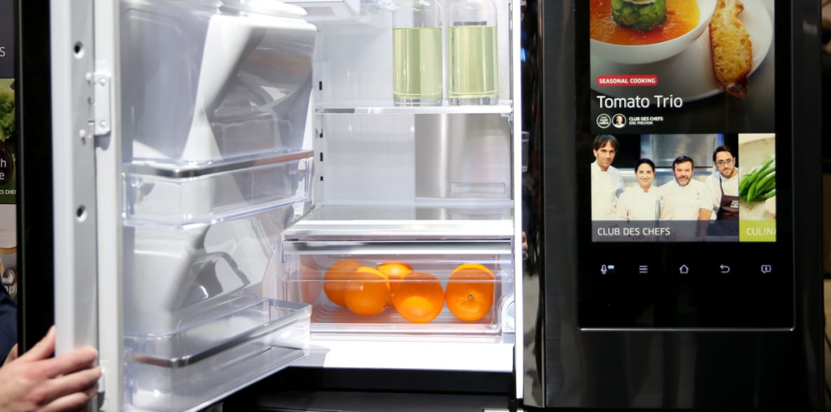 Samsung RF28K Series Refrigerator Review
