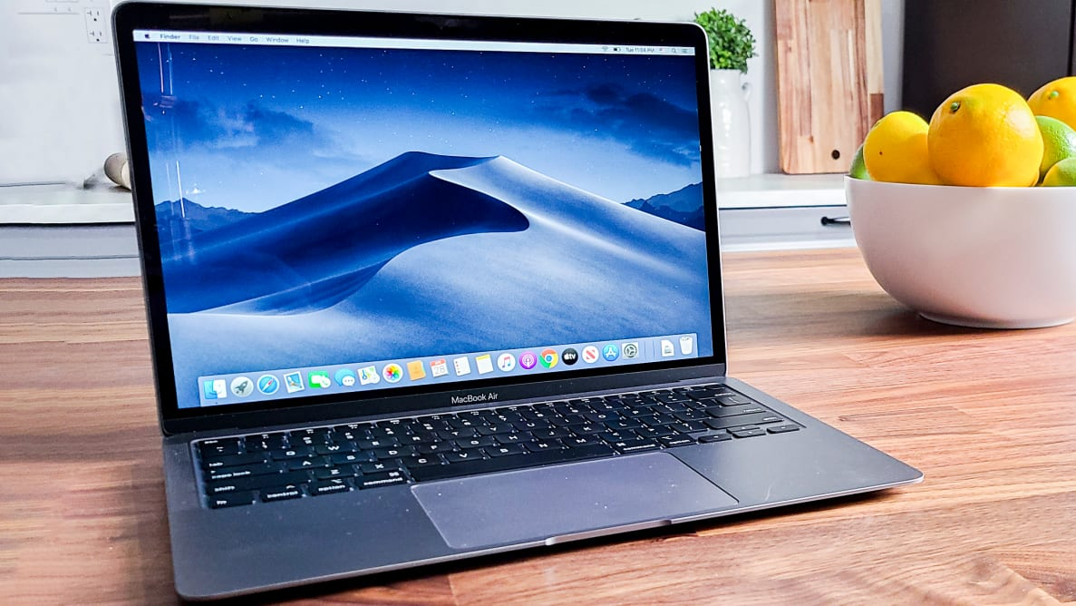 Apple MacBook Air (2020) Laptop Review: The return of the ...