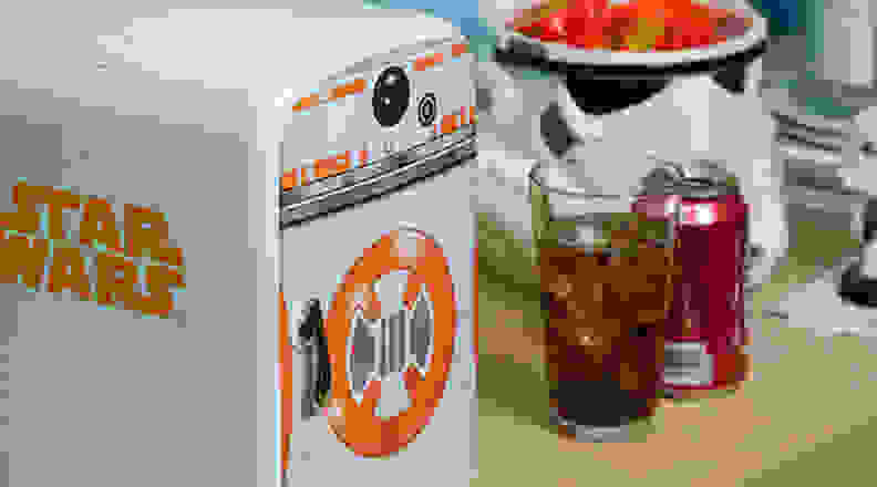 BB-8 Mini Fridge
