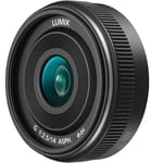 Product Image - Panasonic Lumix G 14mm f/2.5 ASPH II Lens H-H014AK