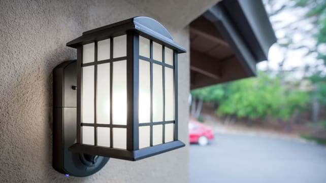 Maximus Video Security Camera & Outdoor Light