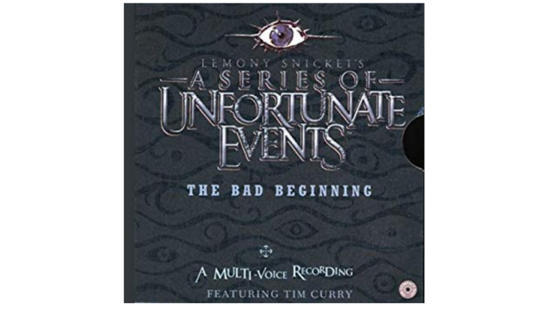 A Series of Unfortunate Events audiobook