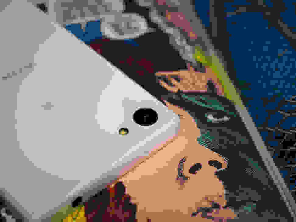Sony Xperia Z5 Compact Rear Camera