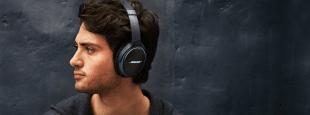 Soundlink ii headphones hero