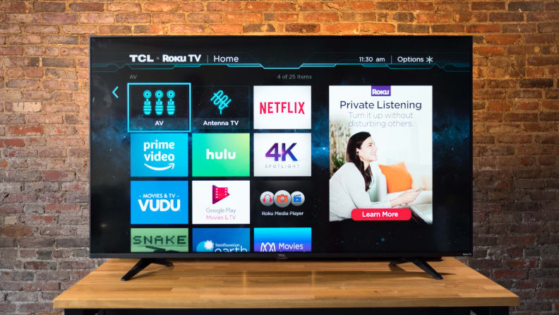 TCL 5 Series TV review: 55S517, 49S517 - Reviewed Televisions