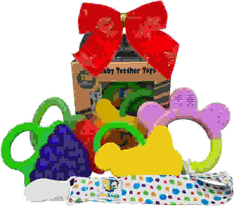 Ike & Leo Teething Toys