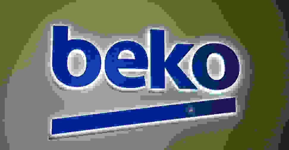 Beko is a European appliance brand
