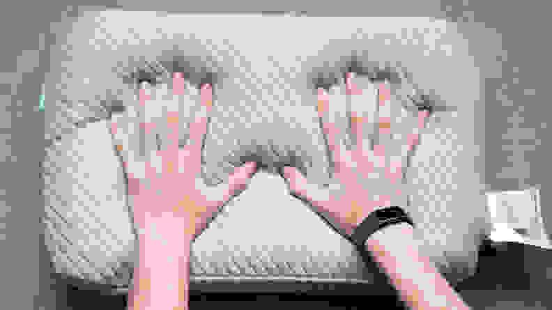Leesa Best Memory Foam Pillow Meta