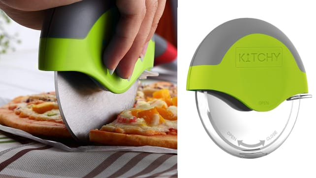 Kitchy Pizza Wheel Cutter