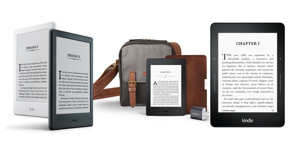 9 great deals on Amazon Kindles we love for Father's Day