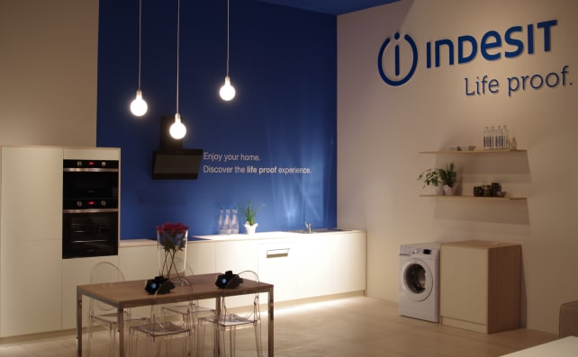 Indesit Brand Showcase