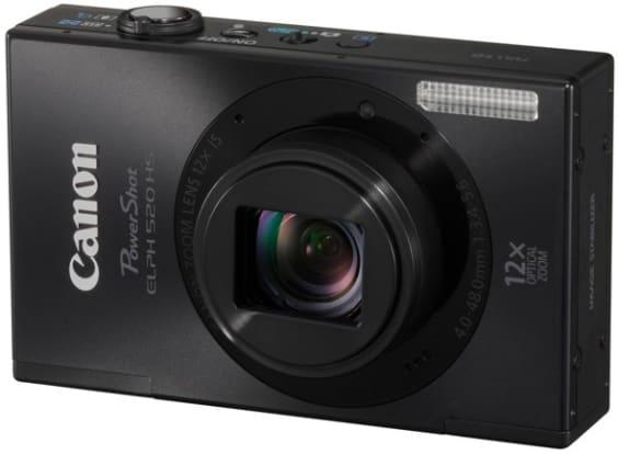 Product Image - Canon  PowerShot ELPH 520 HS