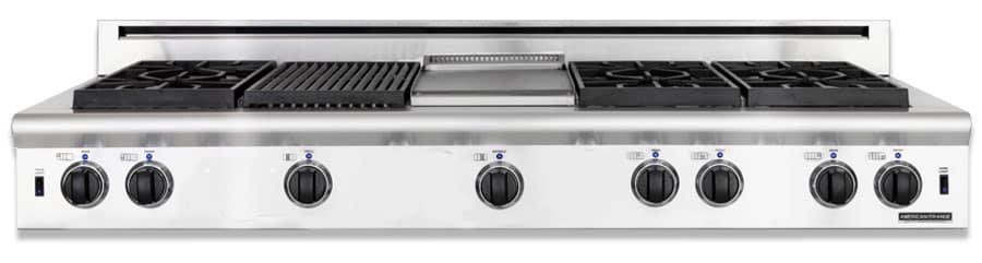 Product Image - American Range Legend Series ARSCT606GDN