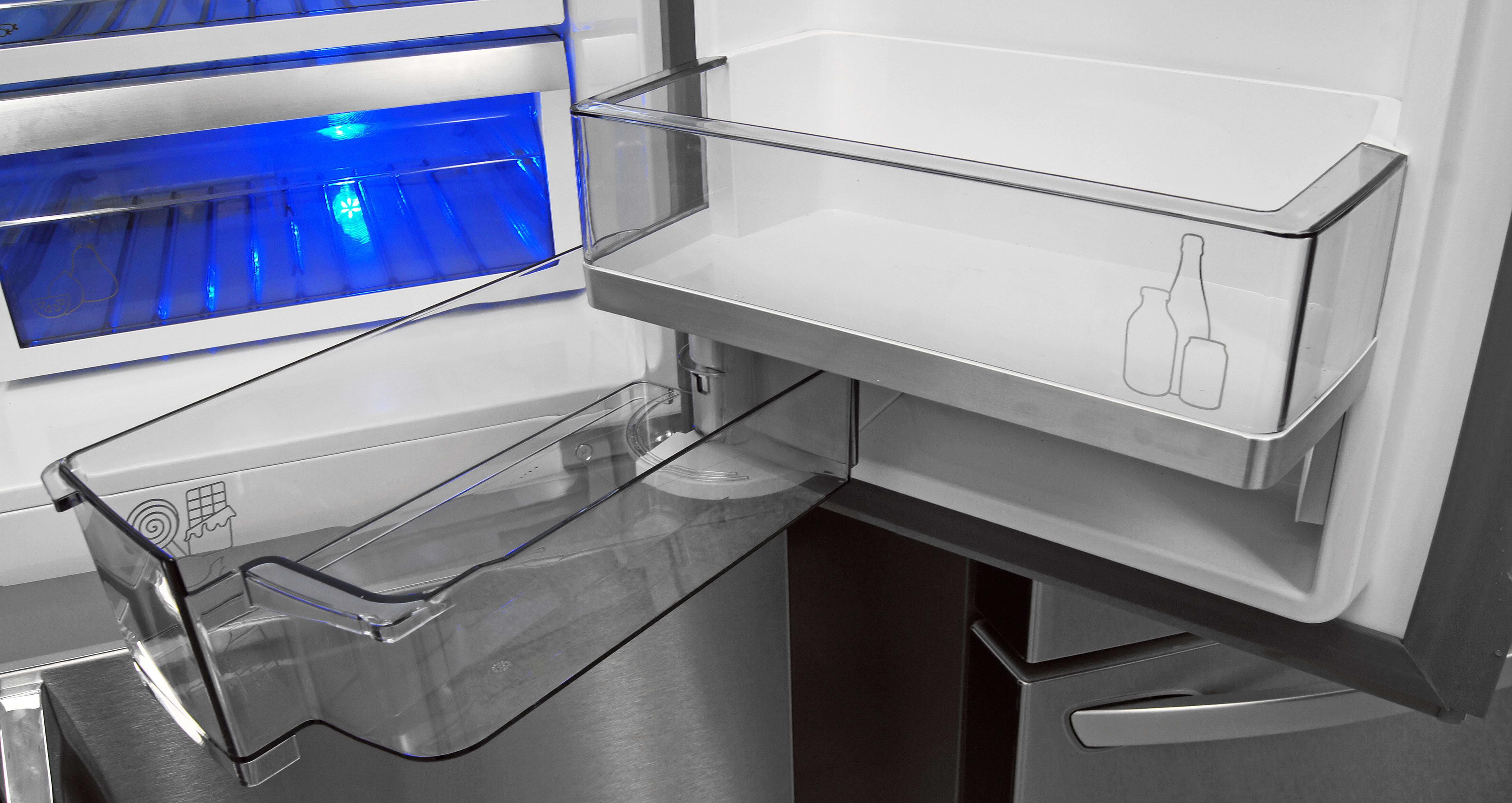 Dacor Dtf364siws Refrigerator Review Reviewed Com