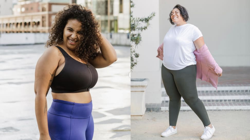 Lululemon plus-sized clothing review