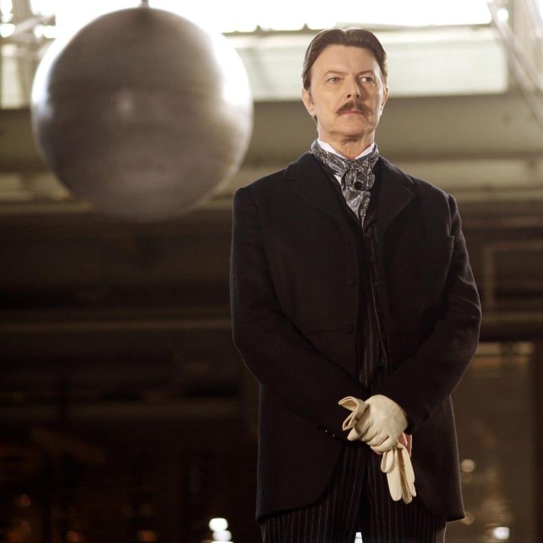 David Bowie as Nicola Tesla