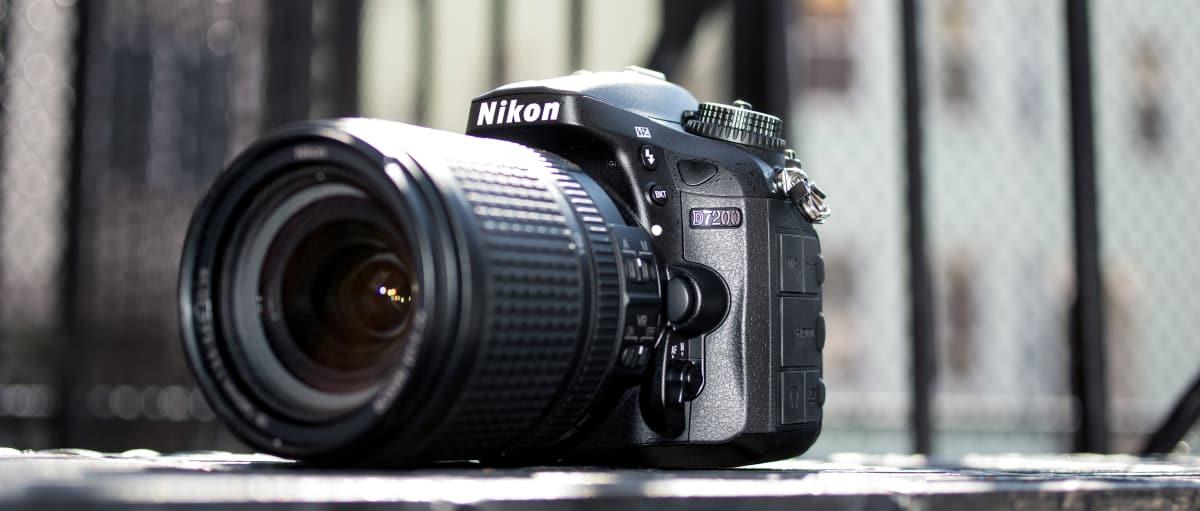 Nikon D7200 Digital Camera Review - Reviewed.com Cameras