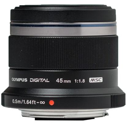 Product Image - Olympus M.Zuiko 45mm f/1.8