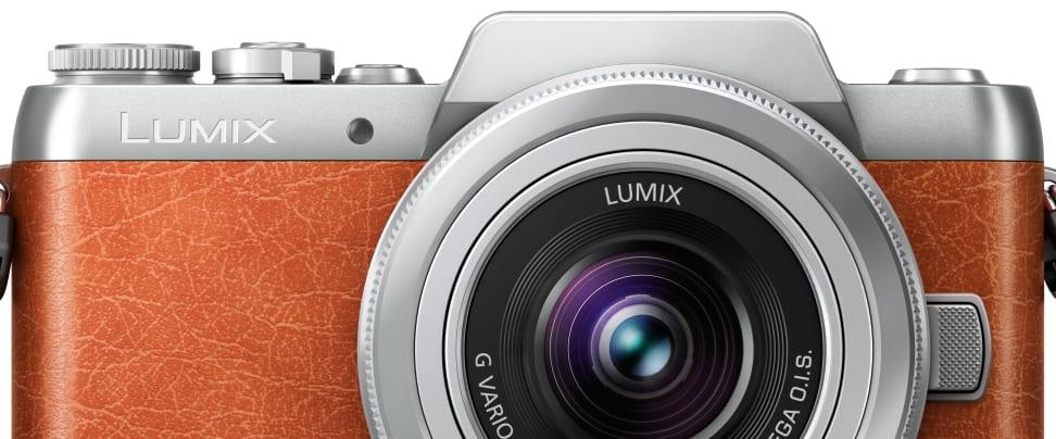 The Panasonic Lumix GX8