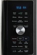 Samsung MC17F808KDT Controls