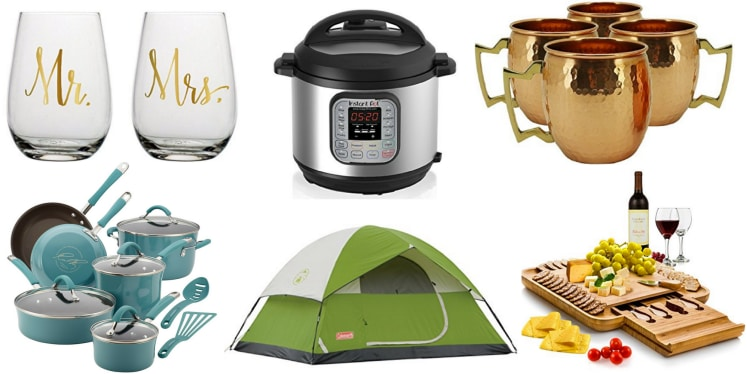 The 37 Most Popular Wedding Registry Gifts On Amazon Reviewed