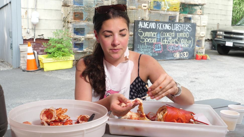 How to crack and eat lobster the right way - Reviewed.com Cooking