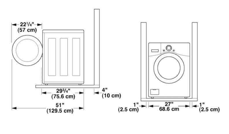 Washing Machine Clearance