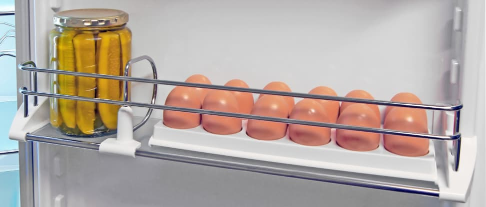 Liebherr CS1360 Egg Tray and Shelf Divider