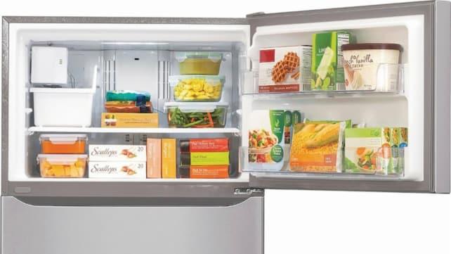 LG-Freezer