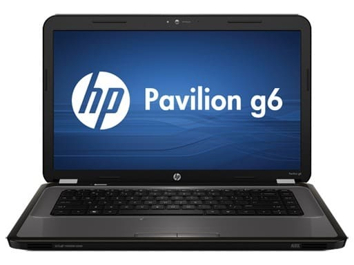 Product Image - HP Pavilion g6t-1d00