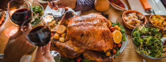 Thanksgiving cheers gettyskynesher