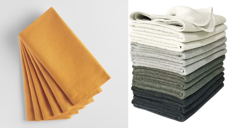 Reusable cloths