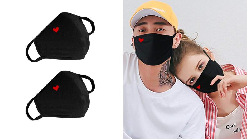 Yiiza Heart Face Protection