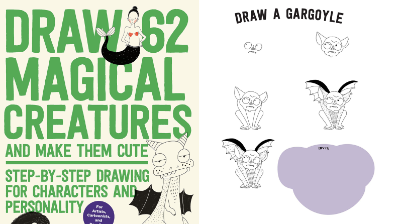 Draw 62 Magical Creatures