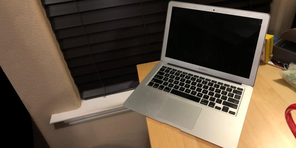 MacBook Test Shot 1