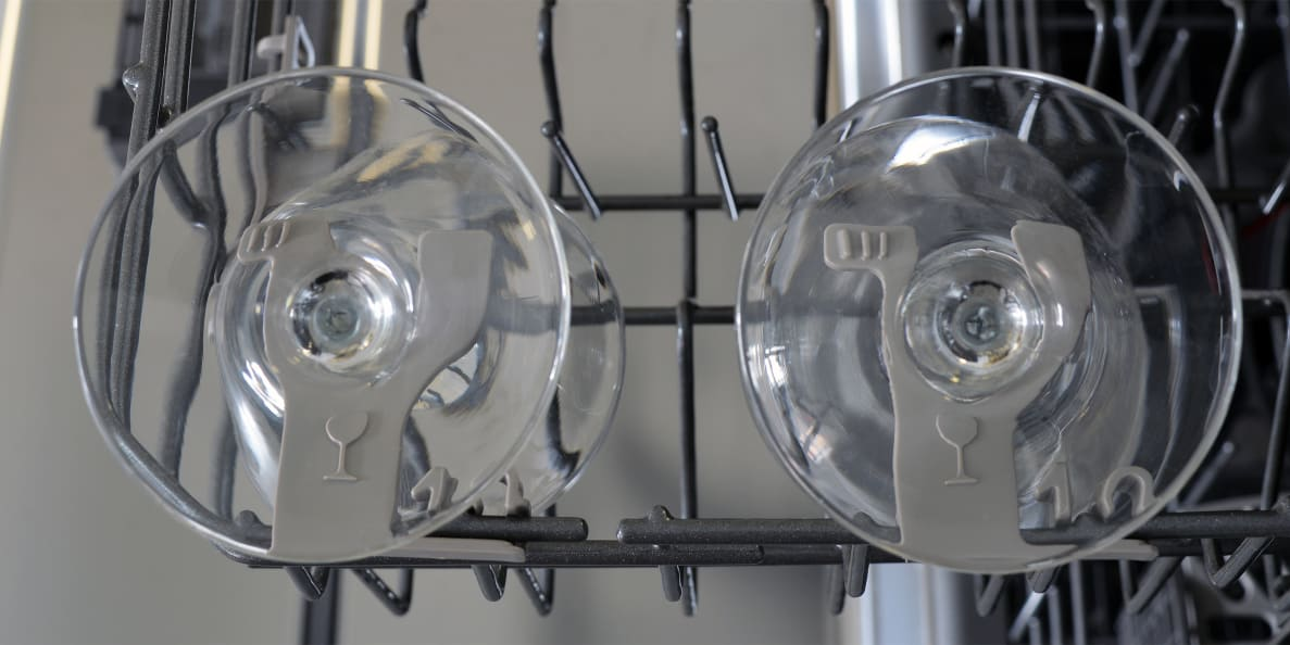 Wine Glasses in the Kenmore Elite 14753