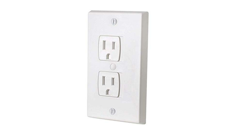 Ziz Home self-closing outlet covers