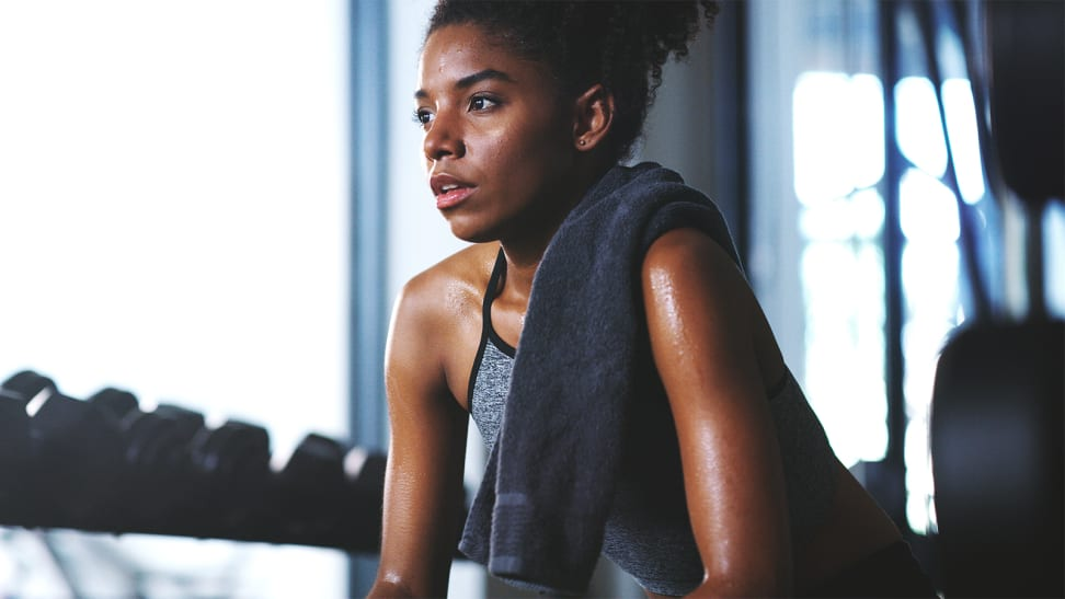4 tips for preventing post-workout acne