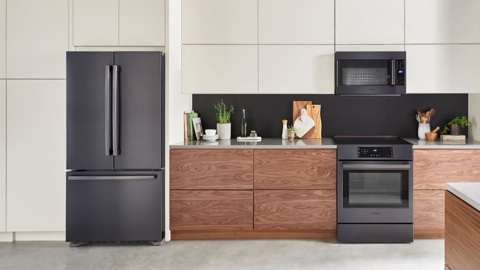 Bosch offers alternatives to traditional stainless steel